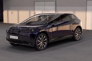 Tak miał wyglądać samochód elektryczny Dyson. Firma pokazała przerwany projekt