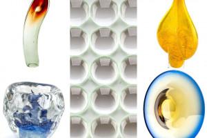 Wystawa szklanych projektów. Wśród nich dzieła najważniejszych polskich twórców