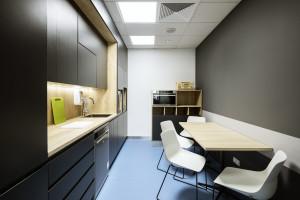 Nowa realizacja Interbiuro: tak wygląda biuro Motorola Solutions po modernizacji
