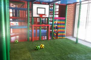 Nowa strefa zabaw dla dzieci w krakowskiej Bonarce