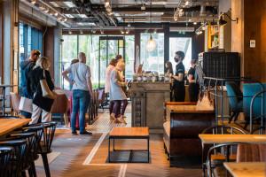 Oto najnowsza kawiarnia Green Caffè Nero w Warszawie. Niezwykły design i ciekawa historia