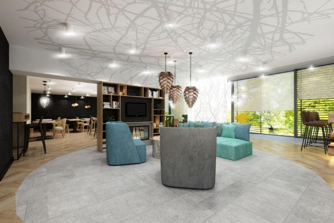 Nowy hotel ibis Styles w Tomaszowie Lubelskim już otwarty. Wnętrza przenoszą na łono natury