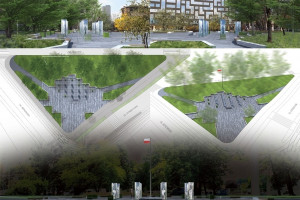 Rozstrzygnięto konkurs na pomnik Żołnierzy Wyklętych. Zwyciężył projekt, który prowokuje do dialogu