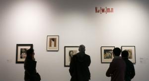 Pierwsza taka wystawa Jerzego Treutlera -  grafika, projektanta i autora licznych plakatów