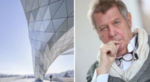 Wolf D. Prix - mistrz architektury z Austrii