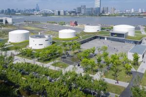 Centrum sztuki w starych zbiornikach na paliwo. Niezwykły projekt z Szanghaju