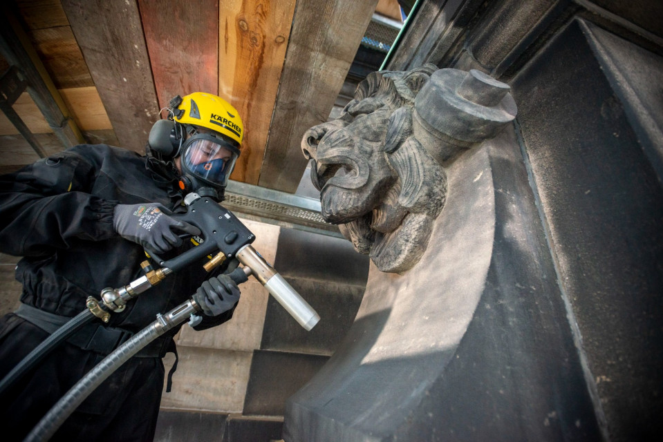Katedra w Berlinie odzyskała blask