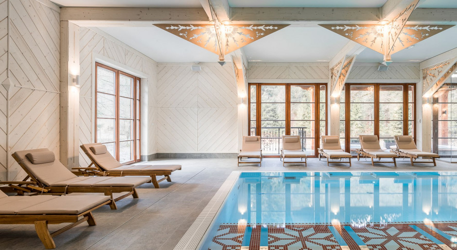 To było wyzwanie dla architekta. Dawne schronisko PTTK zmienił w luksusowy hotel