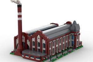 Projekt miniaturowej Elektrowni Scheiblera z klocków Lego może trafić do ogólnoświatowej sprzedaży
