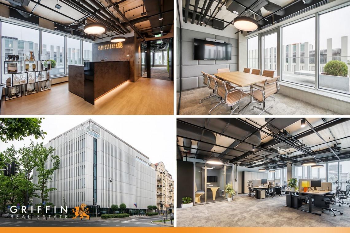 Griffin Real Estate ma nowe biuro, które sprzyja integracji