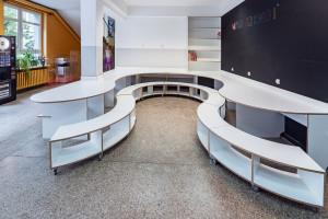 Przebudowa w szkole muzycznej. W projekcie Atelier Starzak Strębicki udział wzięli sami uczniowie