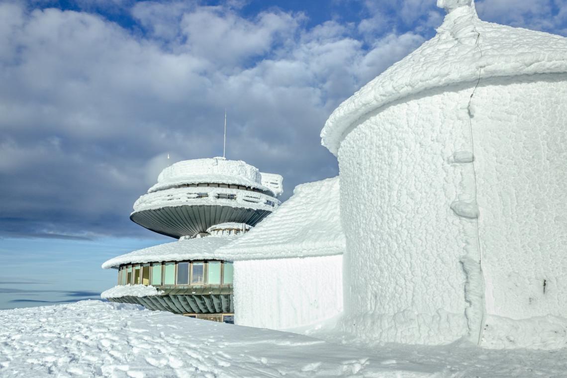 Budynek obserwatorium IMGW na Śnieżce wpisany do rejestru zabytków