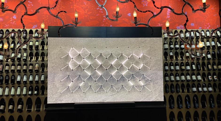 Prace Oskara Zięty w HE Concept Store. To początek większego projektu