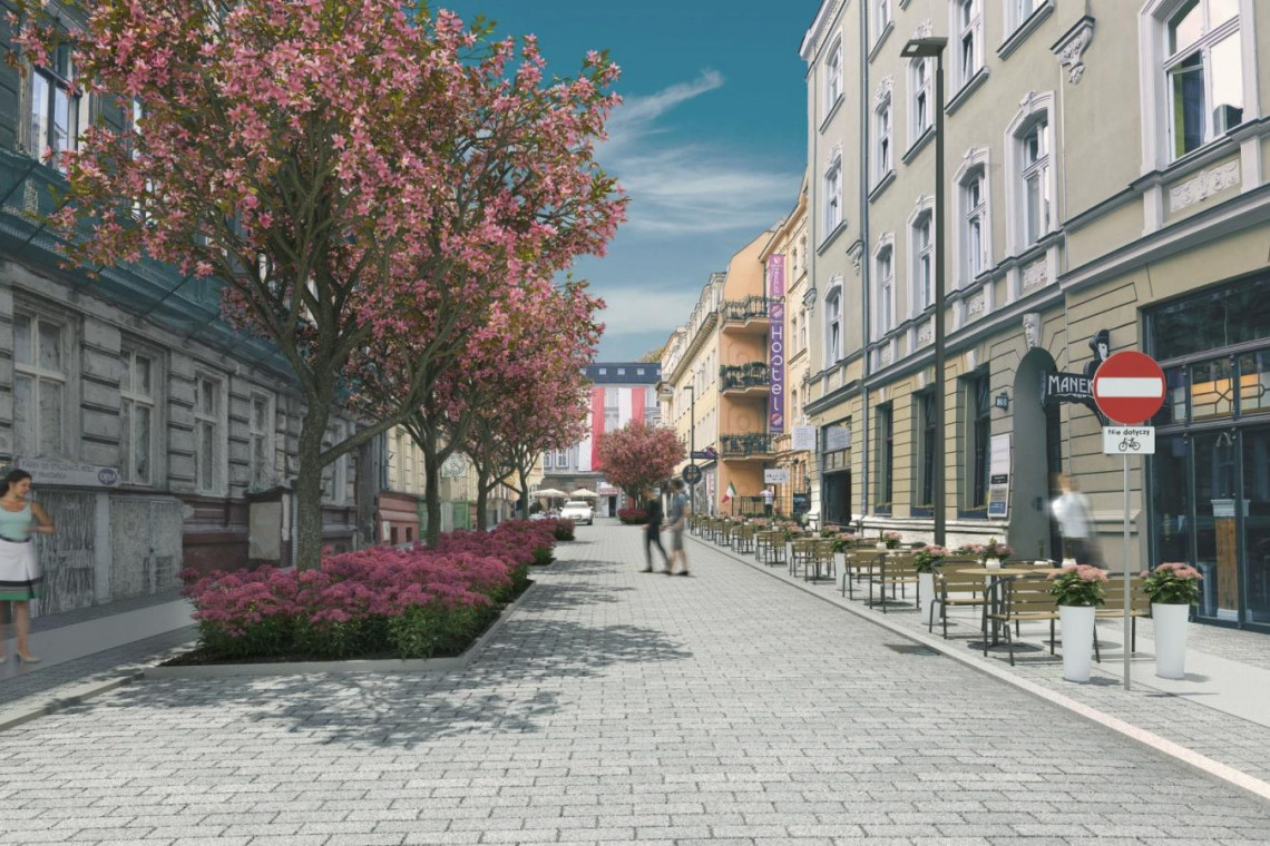 Nowy deptak w Poznaniu jeszcze w tym roku