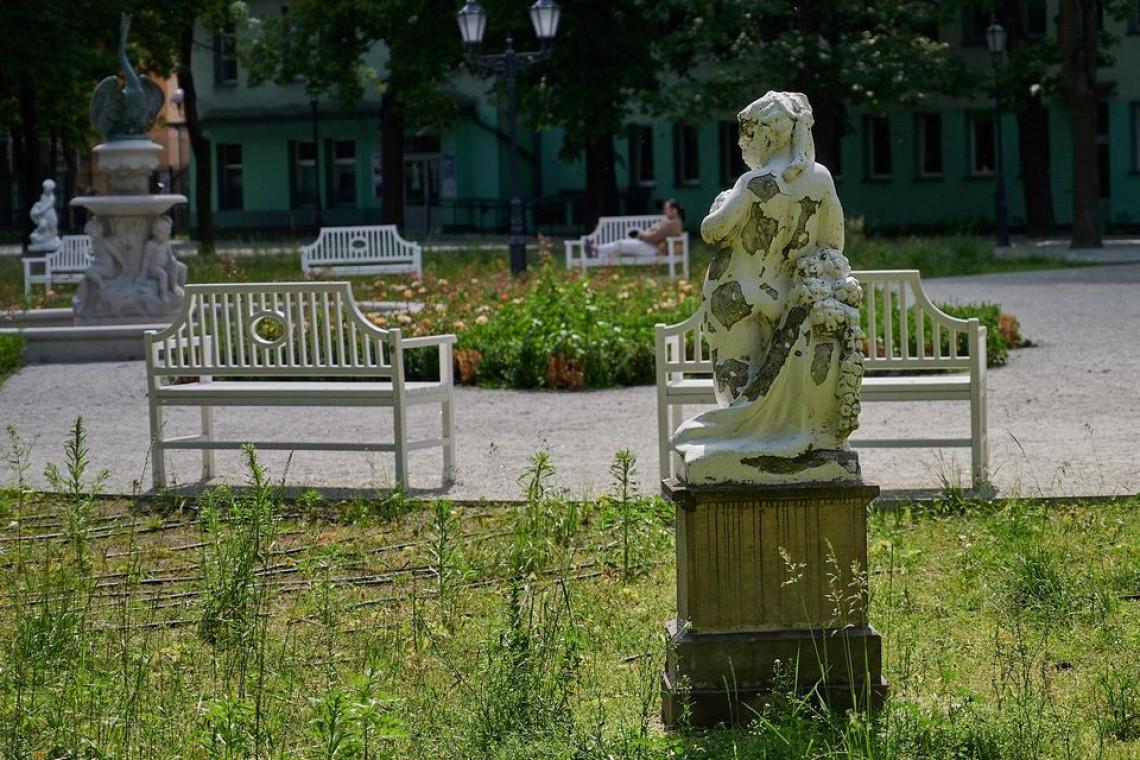 Łódź niezadowolona z rewitalizacji parku Sienkiewicza. Kontrakt z wykonawcą zerwany