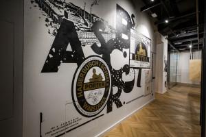 Historia opowiedziana na ścianie