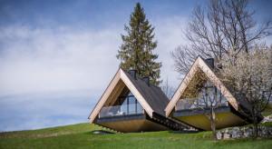Łódeczki u podnóża Tatr. To projekt Karpiel Steindel Architekci