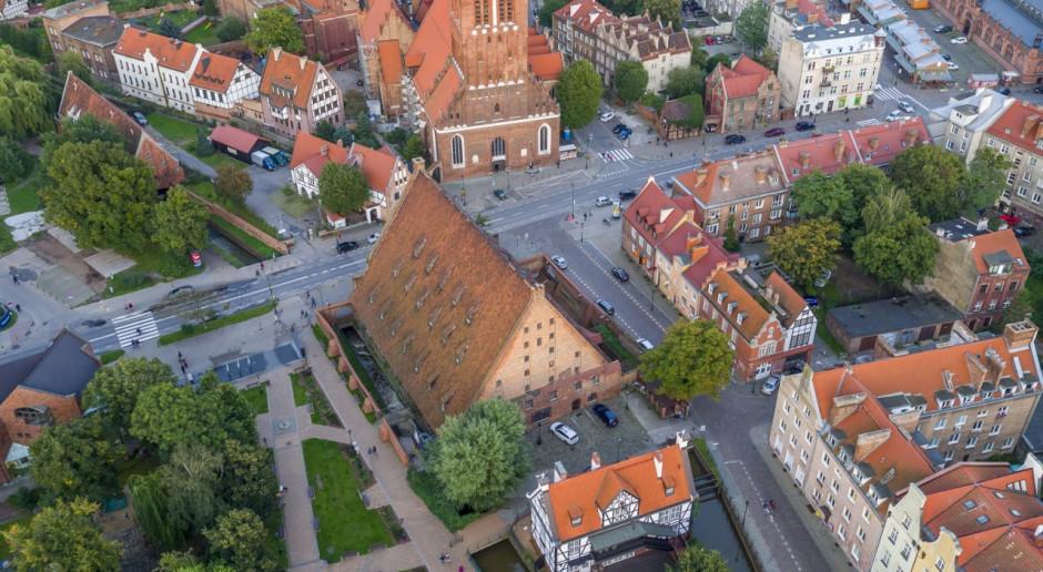 Wielki Młyn w Gdańsku już z wykonawcą. To w nim powstanie Muzeum Bursztynu