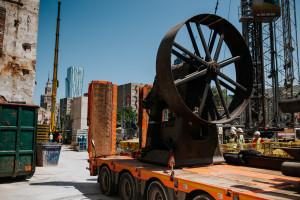 Zabytkowe maszyny wracają do Fabryki Norblina