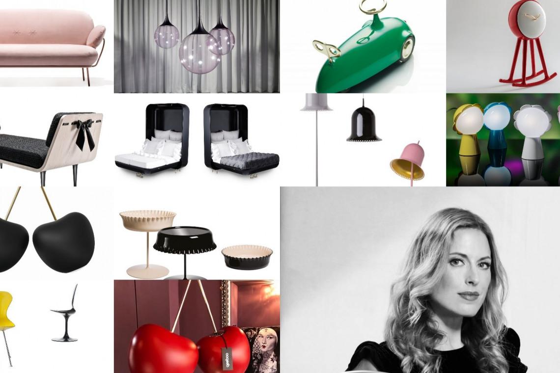 Najjaśniejsza gwiazda europejskiego designu: Nika Zupanc i punkowa elegancja