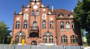 Rozpoczęła się rewitalizacja zabytkowego budynku dawnego ratusza w Gdańsku