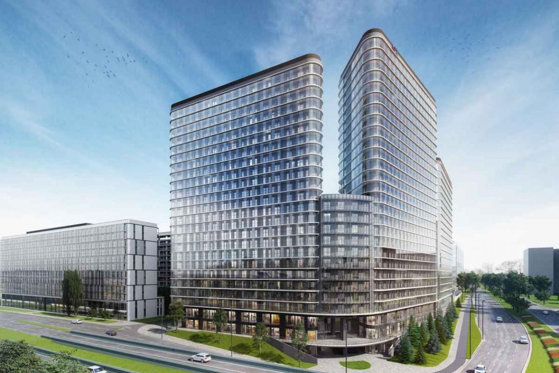 To będzie mini-miasto w Warszawie. Inwestycja w finałowej fazie realizacji