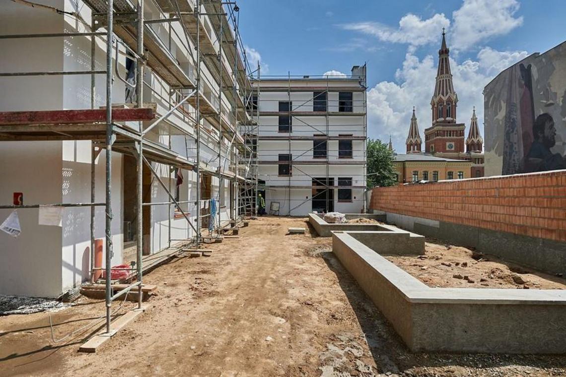 Łódź rewitalizuje. W kamienicy przy ul. Sienkiewicza powstaną m.in. pracownie artystyczne i Centrum Seniora