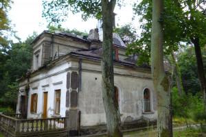 Willa Bajka - jeden z niewielu zabytków w typie architektury rezydencjonalnej w Falenicy