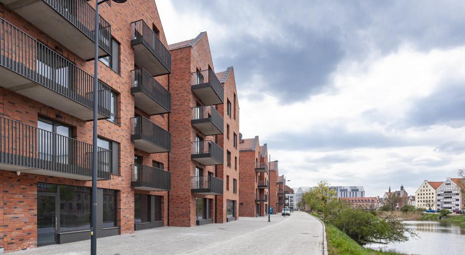 Nad Motławą powstała inwestycja nawiązująca do historycznej zabudowy Gdańska