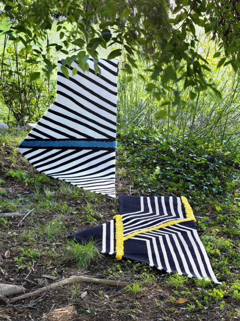 Design zaangażowany społecznie: kolekcja dywanów z przesłaniem