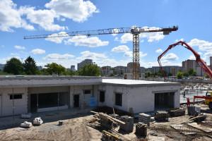 Największa inwestycja na warszawskiej Pradze-Południe już z kamieniem