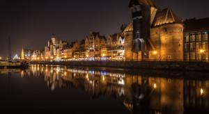 Gdańsk coraz jaśniejszy. Trwają prace na 21 ulicach