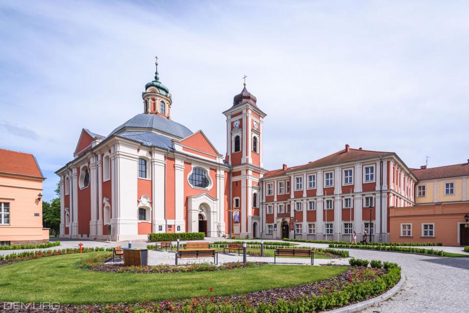 Zabytkowy klasztor odzyskał blask. To miejsce wyjątkowe ze względu na historię, ale też funkcję