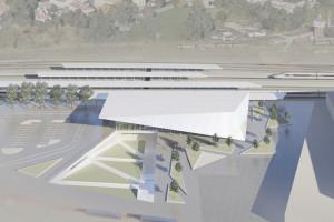 Tak będzie wyglądał nowy dworzec Olsztyn Główny