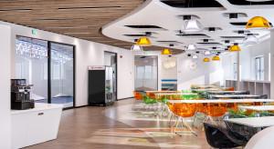 Pilotażowa przestrzeń siedziby głównej Grupy Neuca. Za projektem stoi Massive Design