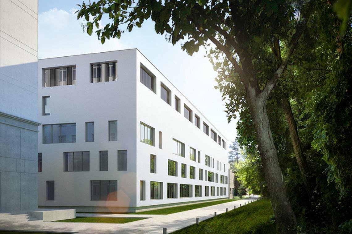 Szpital Bielański będzie rozbudowany według Atelier Tektura. Umowa podpisana