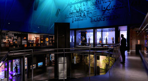 Wielki Młyn zmienia się w Muzeum Bursztynu