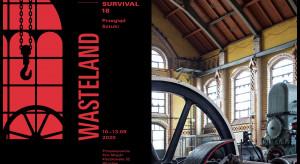 Znamy identyfikację wizualną tegorocznego Survivalu. Inspiracje: kino grozy, Wasteland i pandemiczny niepokój