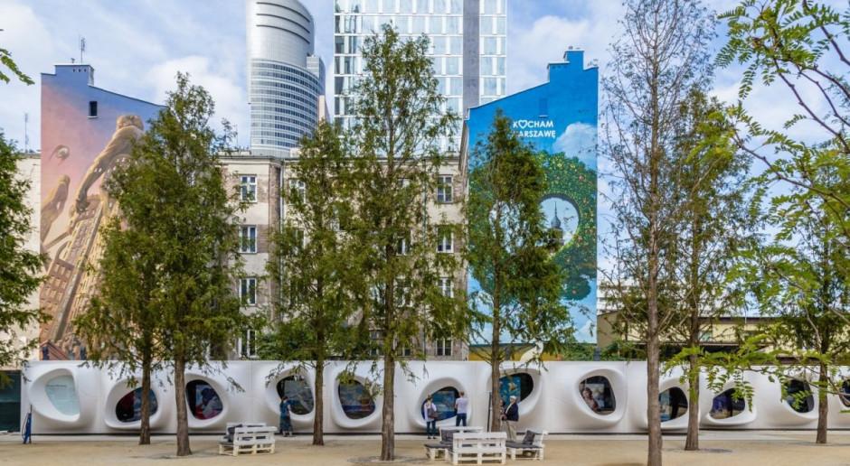 Kosmiczne śmieci - nowa wystawa na placu Europejskim
