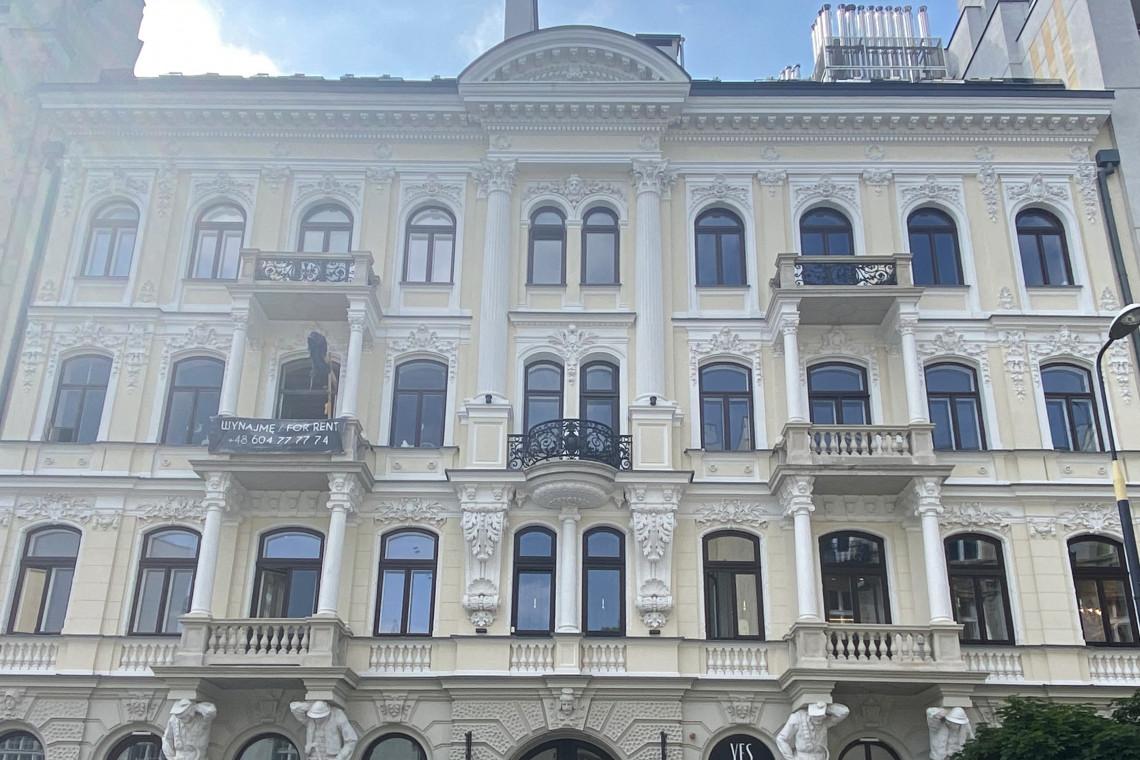 Luksusowe apartamenty i butikowe biura w zabytkowej kamienicy. Nowy projekt Tremend