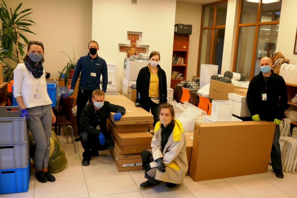 IKEA urządziła mieszkanie dla bezdomnych
