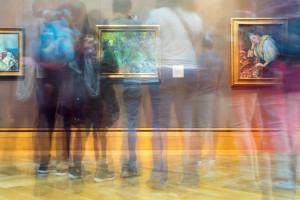 Galeria z nietypową akcją wymiany dzieł sztuki i roślin