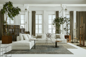 Nowy projekt Tomka Rygalika. Komfortowa sofa stworzona w duchu gospodarki cyrkularnej
