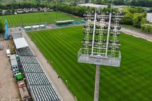 Stadion w Poznaniu będzie mieć podgrzewaną murawę