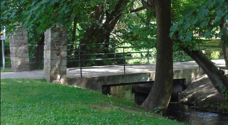 Most w gdańskim Parku Oliwskim przejdzie remont