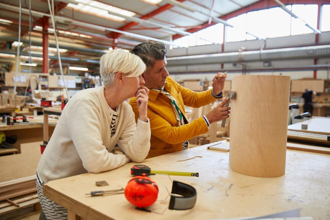 Praca z drewnem to nieustanne doskonalenie własnych umiejętności