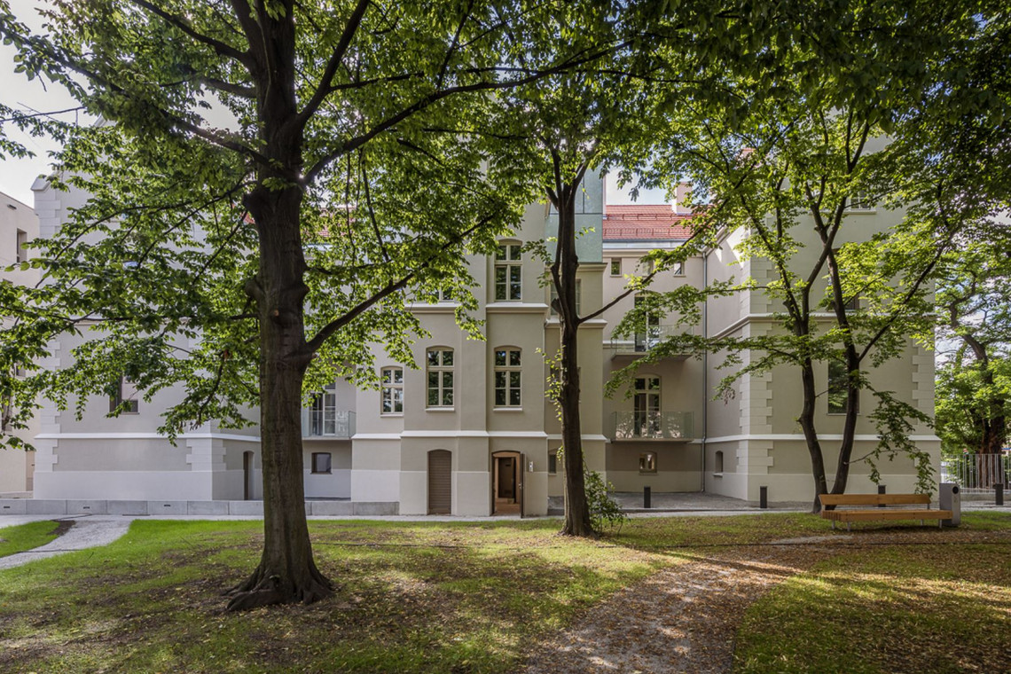 Zaglądamy do luksusowych wnętrz odrestaurowanego pałacyku w Ogrodach Graua