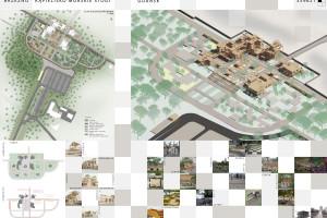 Studenci pokazali jak powinny wyglądać port i kąpielisko w Gdańsku