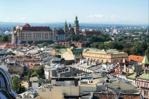 Tężnia solankowa w Nowej Hucie otwarta. Kraków planuje budowę jeszcze dwóch