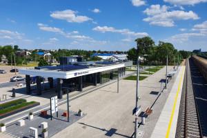 Tak wygląd nowy dworzec PKP w Bielsku Podlaskim